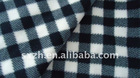 100%polyster printed polar fleece fabric