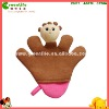 cotton terry towel glove