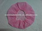 Disposable nonwoven round cap,bouffant cap