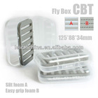 transparent swingleaf fly box CBT