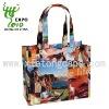 pvc promotional shopping bag