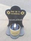 Jewish Memorial solar candle