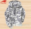kid's fashion polar fleece hoody