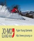 abrasionproof ski jacket