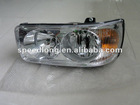 DAF truck head lamp spare parts 1699300 1699301