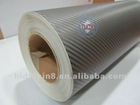 Carbon fiber sticker for car wrapping