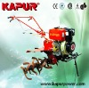 KAPUR Hot Sale!!!Diesel Mini Cultivator for sale