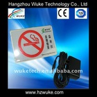 To Monitor Cigarette Smoke-Smoking Detector