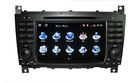 car dvd player fit for Mercedes Benz C-Class W203 Benz CLC with DVD/BT/TV/FM/IPOD/RDS/GPS/CANBUS/MAP/4G