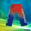 sublimation brilliant color cricket pants