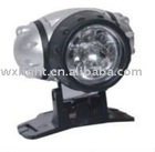 Multifuctional 10 LED headlight,LED leadlamp