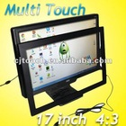 "15""17""19"" IR Touch Screen / multi touch"