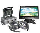 "7"" reversing camera kit with CCD camera for heavy duty"