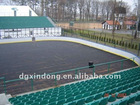 flexible ice mat,refrigeration units,EPDM absorber strips,ice rink
