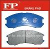 supply D760 Mercedes Benz brake pad 163 420 0320