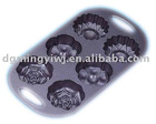 Aluminum die casting parts for baking plate accessories