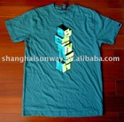 Mens o-neck printed t shirt