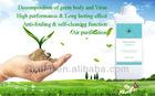 Nano Photocatalyst Anti-bacterial&Air purification coating for room wall & public area