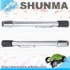 deluxe tyre gauge, deluxe tire gauge, round metal bar, SMT1206
