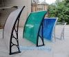 Plastic awning bracket