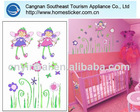 Fairy kids cartoon wall sticker