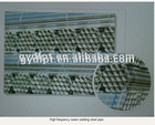 High frequency seam welding steel pipe