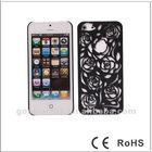 Rose case for Iphone 5 case. Sculpture