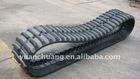 combine-harvester rubber track RUBBER TRACK