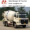 8 cbm - 12 cbm 6x4 Foton Concrete Truck Mixer