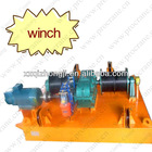 JM series slow speed electric winch 5ton