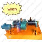 JM series slow speed electric winch 5ton
