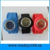 Fashion Silicone Watch Band_Silicone Watchband
