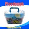 child high quality color dough set/ plastic sand toys