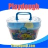 child high quality color dough set/ plastic sand toys
