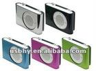 2gb/4gb/8gb metal mini clip mp3 player