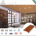 wpc fireproof ceiling tile 100*25mm