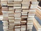 Klin dried hardwood lumber in Russia style