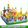 Excellent quality CE certificate disneyland inflatable castle,inflatable house