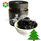 health green food high quality black garlic paste puree 200g/bottle