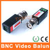 Different type of BNC video balun connector