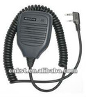 handsfree speaker microphone for walkie talkie