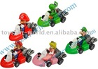 for original nintendo mario bros kart,for original nintendo mario bros toys (5 in 1 set)