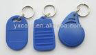 125khz compatible EM ABS key fob (TK4100)
