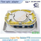 4 port Small FTTH Box