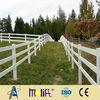 pvc fence garden Fencing 3 rail fence