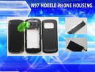 N97 mobile phone housings cell phone housing cover mobile phone accessories keypads Lens LCD parts battery covers