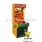 Stupid Cupid roll ball lottery ticket game machine