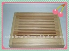 hot sell wooden bread cutting block