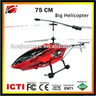 75Cm 2.4G 3.5ch RC Helicopter bigest rc helicopter wireless radio control rc helicopter(W908-1)