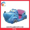 Cross-country police car battery car for kids children